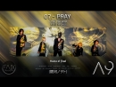 A9 - PRAY (Lyrics) Sub Español, English, Romaji