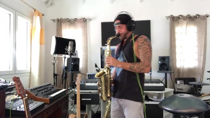 Jimmy Sax - Parga (Oriental sax live)