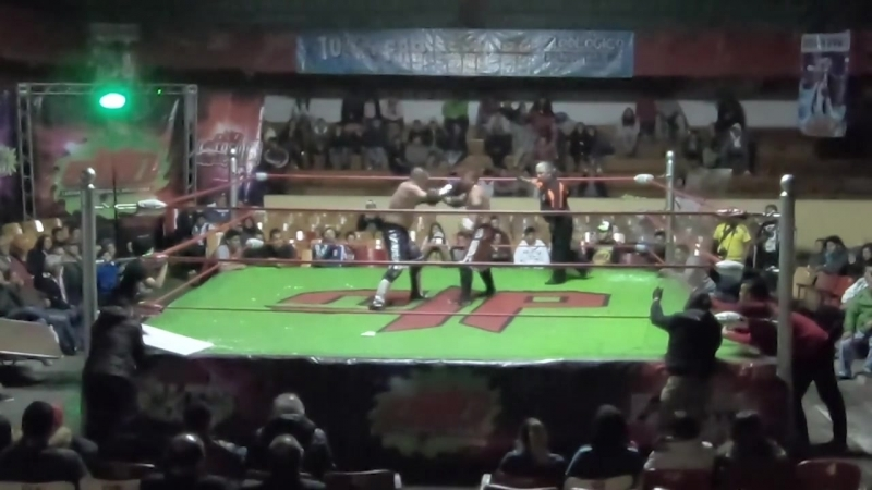Ciclope vs Miedo Extremo Death Match