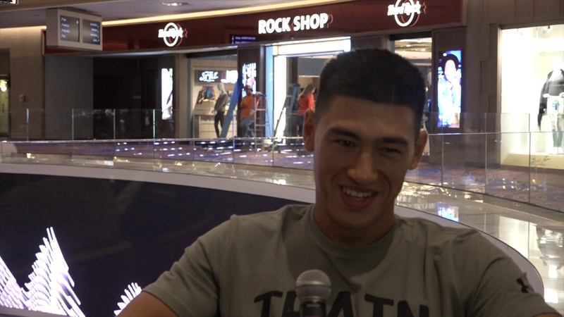 Dmitry Bivol Hard Rock AC Interview