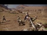 Новый трейлер Dynasty Warriors 9