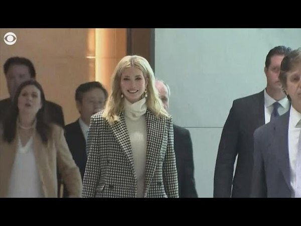 Ivanka Trump's business in China is raising questions