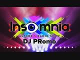 Author's Radio Show INSOMNIA DJ PRomo (ТВС 101,9FM) Burger&ampSmoke Прямой эфир 08.12.2018
