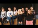 Видео-привет Королёв