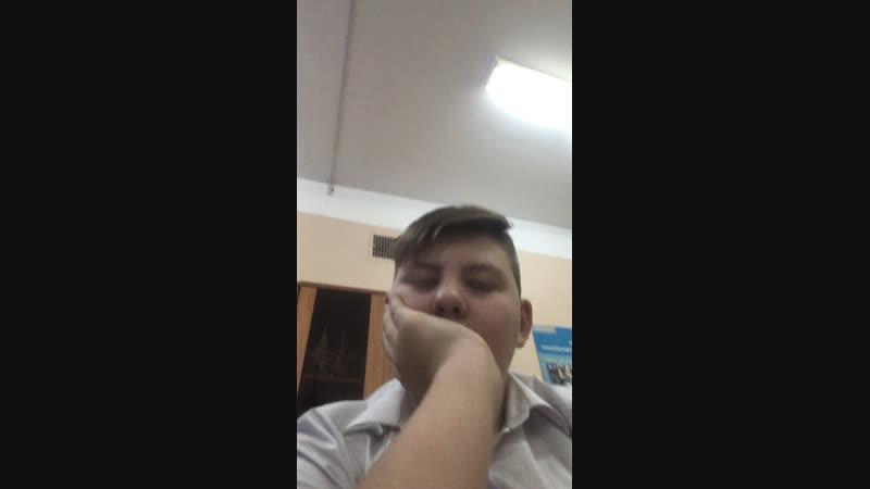 Никита Ореховский — Live