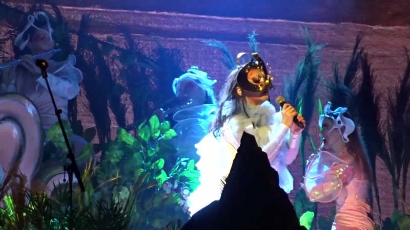 Björk - The Anchor Song - live at Gent Jazz Festival (2018) - Bjork (aud.rec.)