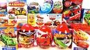 МАШИНКИ Mix! СЮРПРИЗЫ игрушки мультики ТАЧКИ видео для детей! Sweet Box, Kinder Surprise unboxing