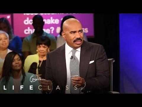 Steve Harvey Everyone Should Be a Morning Person Oprah's Life Class Oprah Winfrey Network