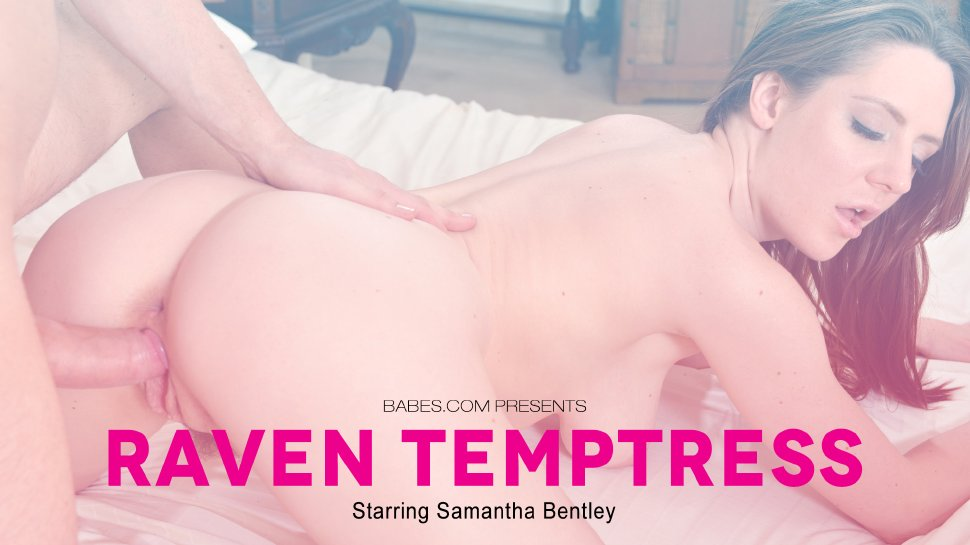 Babes - Raven Temptress