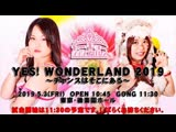 TJP Yes! Wonderland 2019 ~ Opportunity Is There ~