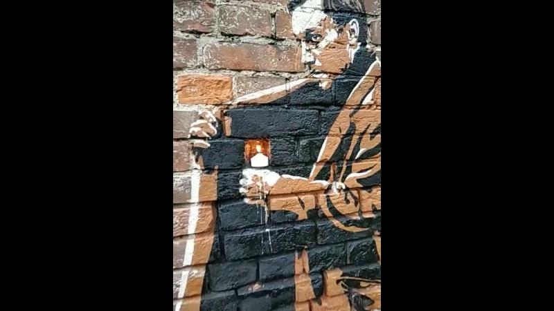 Горчаков со свечой
