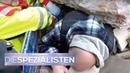 Mann unter Skulptur eingeklemmt: Kann er gerettet werden? | Teil 1/2 | Die Spezialisten | SAT.1 TV