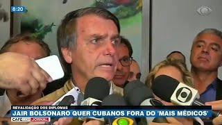Ao ser PRESSIONADO sobre julgamento do STF, Bolsonaro faz jornalistas FICAREM CALADOS em coletiva