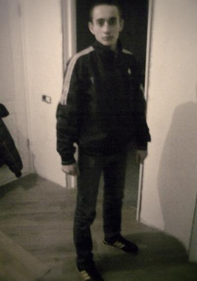 Саня Александров, 16 июня 1996, Брест, id193827407