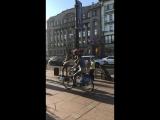 Personal Jesus на Невском проспекте (отрывок)