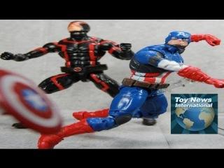 Marvel Legends Infinite Series X Men Marvel Now Cyclops Mini-Review