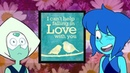 Can't help falling in love [Lapidot SU animatic]