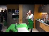Итальянские блюда и итальянская музыка от Марио Филистада.