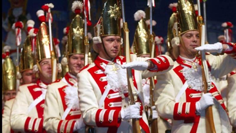 Kölner Karnevalsmarsch Präsentier- und Exerziermarsch der Prinzen-Garde Köln