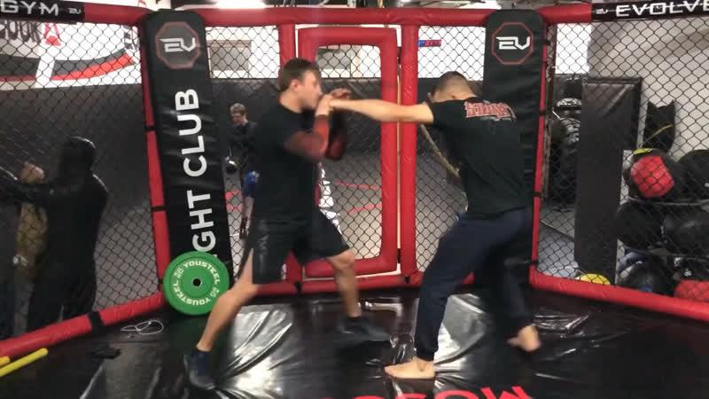 Теория и методика бокса УРОК 4 Тренер Алексей Ермохин тмбЕрмохин