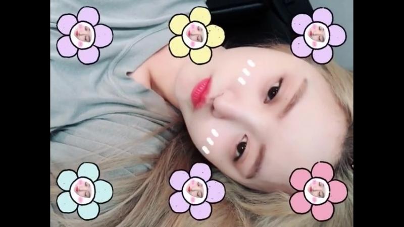 [SNS] 180421 Junghwa @ Instagram Update