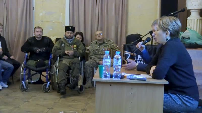 В Москве презентовали «Добровольцев», фильм о защитниках Донбасса. ФАН-ТВ