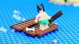 Brick Creation #12 Lego Batman How To Survive a Hurricane