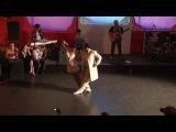 CAROLINA &amp FACUNDO with OTROS AIRES in TANGO OCHO STUTTGART Jun 2009 Dance 13