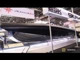 2018 Skipper NC10 Inflatable Boat - Walkaround - 2018 Boot Dusseldorf Boat Show