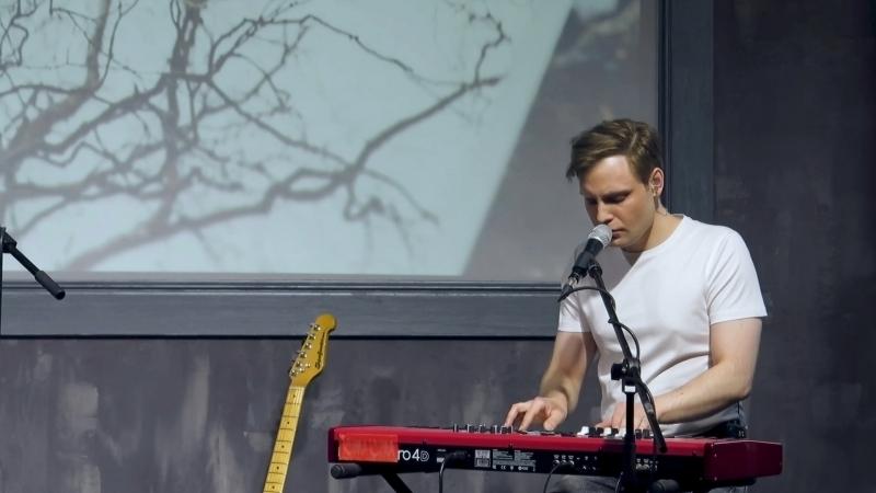 Mike Glebow - Сон (Live 30.05.18)