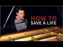 The Fray - How To Save A Life (Corey Gray - Piano Cover) - Official Music Video