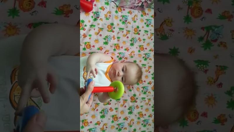 Видео-отчет. Галина и Полина Пирамидка (Полный курс 'Speaking Baby' Группа 2)