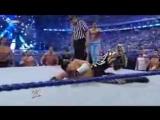 Матч который не был показан во время трансляции на Wrestlemania 25