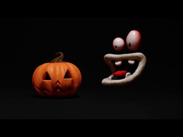 Halloween Stop Motion Aardman Nathan Love by Jim McKenzie