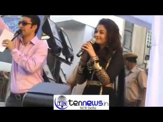 Aishwarya Rai Bachchan Inaugurating Kalyan Jewelers in Delhi 2014