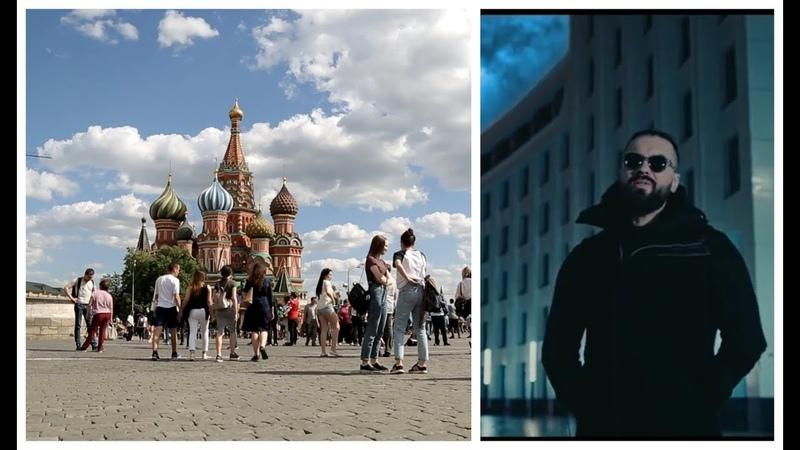 ⚡ Крымчанин в Москве впервые, впечатления. Бурито! Таймлапс! Английские фанаты!