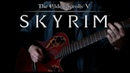 TES 5: Skyrim Main Theme - Folk metal cover by The Raven's Stone