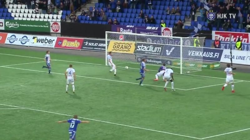 Красивый гол из чемпионата Финляндии смотреть онлайн без регистрации