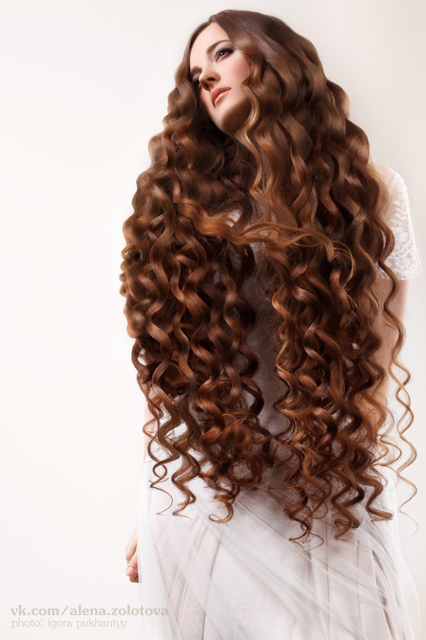 Как сделать чтобы волосы выросли за неделю на 20 см