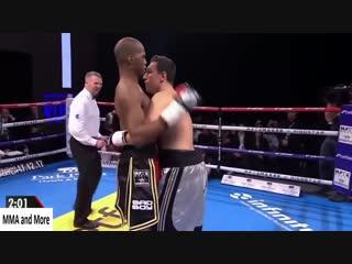 Новый Рой Джонс в Боксе I Майкл Пэйдж