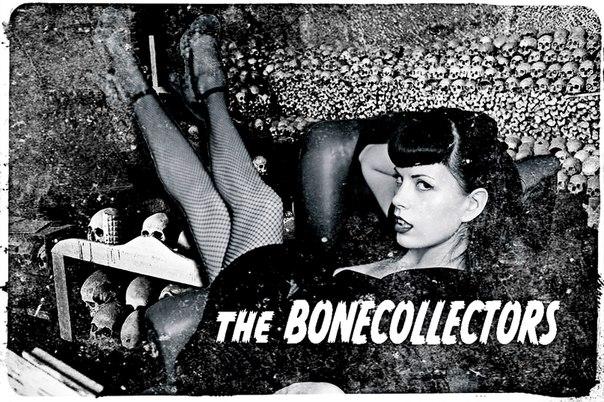 31.08 The BONECOLLECTORS - MOD Club