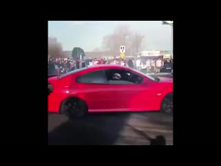 Car wrecks compilation! mustang fails, burnout fails & hit by cars at sideshows!_hd.mp4