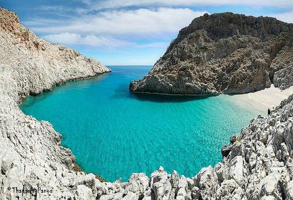 najljepše plaže u Kreta - Stefanu