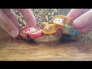 Тачки 2 Молния Маккуин вернулся в Радиатор Спрингс - Radiator Spring Characters Toys