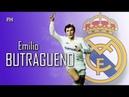 Emilio Butragueño ● Goals and Skills ● Real Madrid