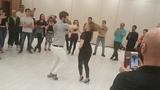 Anton Luzhnyak & Anna Zheltova | Bachata Workshop | Istanbul International Dance Festival 2018