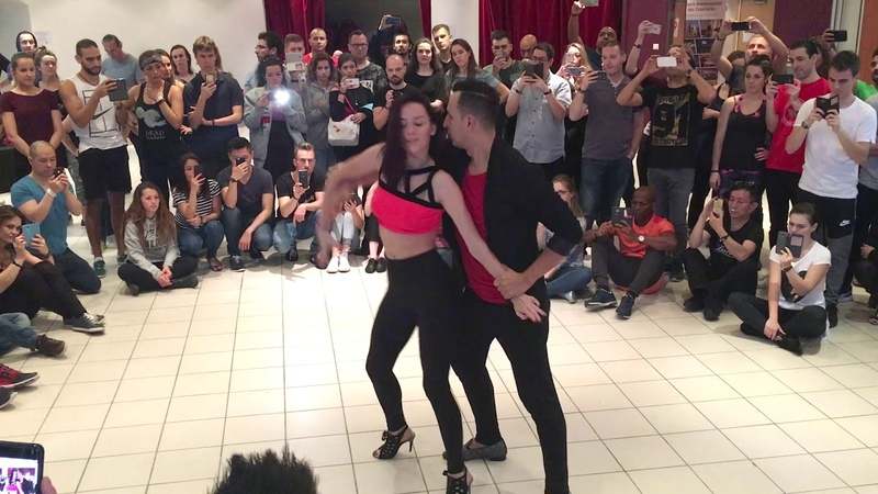 Azael and Jomante   Bachata Sensual   Wolves   DJ Alejandro remix   Paris Bachata Festival 2017