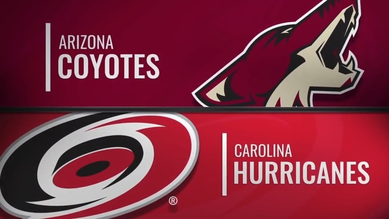 Arizona Coyotes vs Carolina Hurricanes | Dec.15, 2018 NHL | Game Highlights | Обзор матча