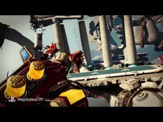 Telefrag VR - Announcement Trailer ¦ PS VR