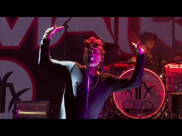 ГЛЕБ САМОЙЛОВ THE MATRIXX - Концерт в Москве , 8летие группы, 30.03.2018, RED, [ PART I ]